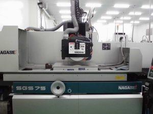 平面研削盤 製造技術者